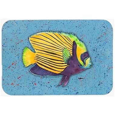 Caroline's Treasures Fish Tropical Fish Kitchen/Bath Mat