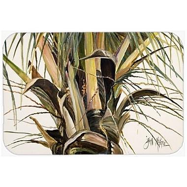 Caroline's Treasures Top Coconut Tree Kitchen/Bath Mat; 24'' H x 36'' W x 0.25'' D