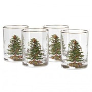 Spode 14 oz. Double Old Fashioned Glass (Set of 4)