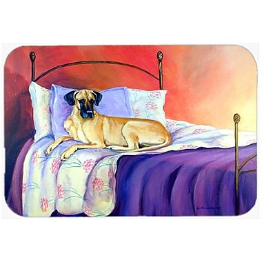 Caroline's Treasures Great Dane Kitchen/Bath Mat; 20'' H x 30'' W x 0.25'' D