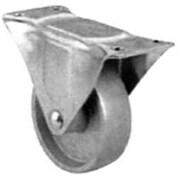 Mintcraft JC,S04 4 in. Steel Plate Caster