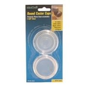 MintCraft Round Clear Caster Cup, 2.38in (ORGL36048)