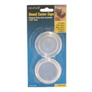 MintCraft Round Clear Caster Cup, 1.63in (ORGL36046)