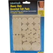 Mintcraft FE,50209 Heavy Duty Felt Pads