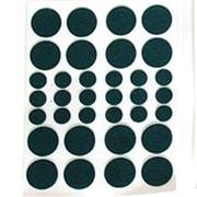 MINTCRAFT Velour Pads, Green (ORGL36043)