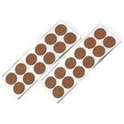 MintCraft Cork Pads, 0.5in (ORGL36036)