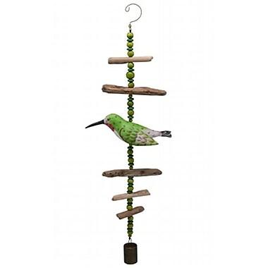 Songbird Essentials Hummingbird Driftwood Sculpture (GC17090)