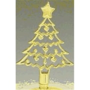Mayer Mill Brass Open Tree Lamp Finial (MYRMB726)