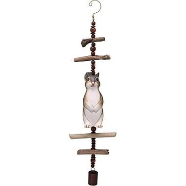 Songbird Essentials Squirrel Driftwood Sculpture