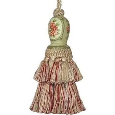 123 Creations Hand Painted Annie Tassel, 6