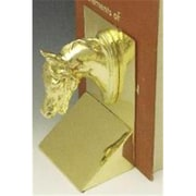 Mayer Mill Brass Horse Book Ends, Pair (MYRM601)
