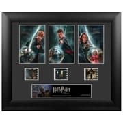 "Film Cells Harry Potter 5, S3, 3 Cell Std, 11""H x 13""W, Framed (FLMC781)"