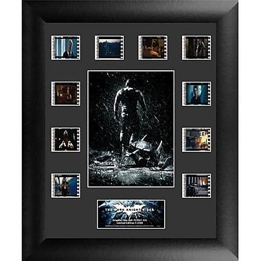 Film Cells USFC5921 Batman The Dark Knight Rises S3 Framed 35mm Film Mini Montage (FLMC815)