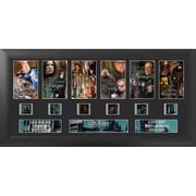 "Film Cells 20"" x 11"" USFC5943 Harry Potter-S1 Teachers Deluxe in Black Frame (FLMC855)"