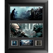 "Film Cells Batman The Dark Knight Rises, S5, Double, 13"" x 11"", Black MDF Frame (FLMC769)"