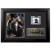 """Film Cells The Hobbit: An Unexpected Journey, S10, Minicell, 7""""W x 5""""H, Black MDF Frame (FLMC723)"""