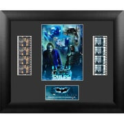 "Film Cells Batman: The Dark Knight, S10, Double, 13""W x 11""H, Black MDF Frame (FLMC770)"