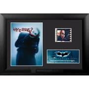 "Film Cells Batman The Dark Knight, S12, Minicell, 7"" x 5"", Black MDF Frame (FLMC724)"