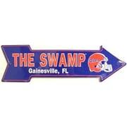 Smart Blonde 'The Swamp Gainesville FL Gators' Sign (SMRTB010)