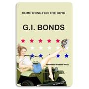 "Seaweed Surf Co 12"" x 18"" Aluminum Sign ""GI Bonds"" (SURF267)"