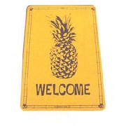 Seaweed Surf Co SF45 12X18 Aluminum Sign Welcome