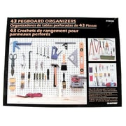 Lehigh Group 43 Piece Pegboard Kit  1843B,6