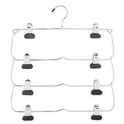 Whitmor Mfg. 4 Tier Folding Skirt Hanger (JNSN18037)