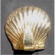 Mayer Mill Brass Shell Hook, Small (MYRMB681)