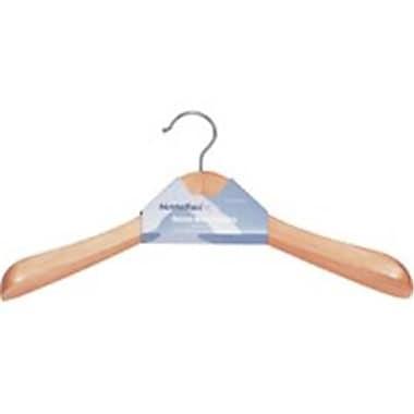 Homebasix Premium Coat Hanger Natural (ORGL38143)