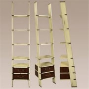 Authentic Models Library Ladder, Ivory (AMUS1701)