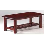 Night and Day Furniture Corona Coffee Table in Rosewood (NADFO778)