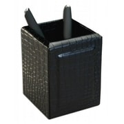 Dacasso A2210 Crocodile Embossed Pencil Cup
