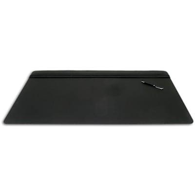 Dacasso Leather 34 x 20 TopRail Desk Pad DCSS036 Staples