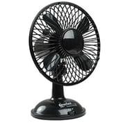 SYBA Desk Fan, Black (EFLTE3759)