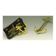 Mayer Mill Brass Anchor Paperweight, 5in (MYRMB710)