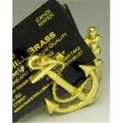 Mayer Mill Brass Anchor Card Holder (MYRMB052)