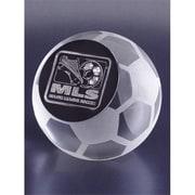 Chass 85218 Soccer Ball Award Paperweight