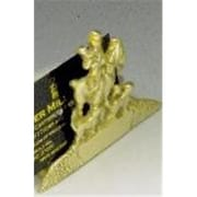 Mayer Mill Brass Hunt Business Card Holder (MYRMB748)