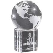 Chass Illusion Globe Base Paperweight (CH376)
