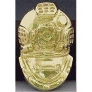 Mayer Mill Brass HLP,1 Divers Helmet Plaque