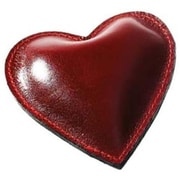 Raika RM 160 RED Heart Paperweight , Red