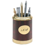 """Chass Pencil Cup, 3 1/2""""D x 4.5""""H (CH263)"""