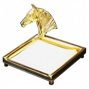 Mayer Mill Brass Horse Head Note Holder (MYRMB924)
