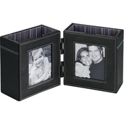 Leeds Crossroads Pencil Cube Frame, Black (LEED2362)