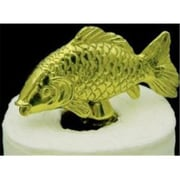 Mayer Mill Brass Fish Paper Towel Holder (MYRMB977)