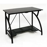 Origami 23.5'' Student Desk , Black (DLON006)