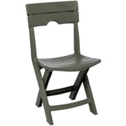 Adams Quik-Fold Chair, Sage (ADAM063)
