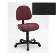 Alvin Premo Plastic Conference Office Chair, Armless, Black (ALV6356)