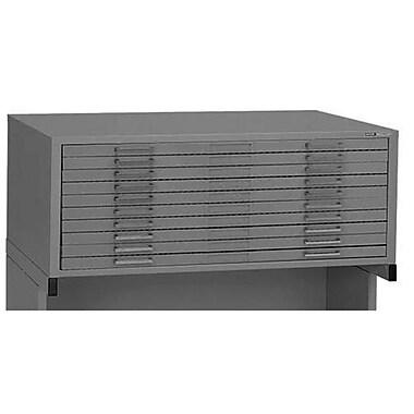 Alvin 7978CG Ten,Drawer File in Grey