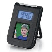 Gear Head 205688 Gear Head 1.5 Digital Photo Frame Travel Alarm Clock